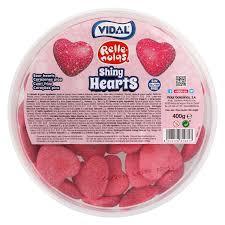 Gominolas de corazones pica Vidal Carrefour supermercado pra