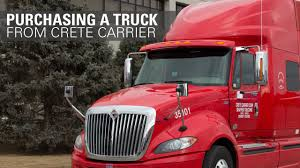Purchasing A Truck From Crete Carrier - Become A Crete Owner ... Blog Trucking News Cdl Info Progressive Truck School Crete Carrier Corp Shaffer Lincoln Ne Hirsbach Ccj Innovator Ortran Changes Lanes And Lives For Drivers Truck Trailer Transport Express Freight Logistic Diesel Mack Can You Take Your Home With Page 1 Ckingtruth Forum Wner Could Ponder Mger As Trucking Industry Consolidates Reviews Complaints Youtube Dicated Jobs At