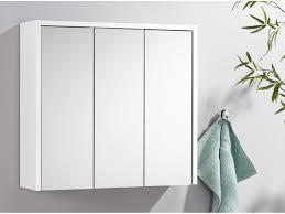 livarno living spiegelschrank 2 verstellbare einlegeböden fronten mit 3 mm spiegelglas