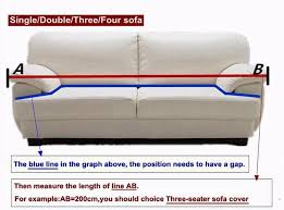 3 Seater Sofa Covers by Setter Couch Arm Chair Loveseat Chaise Loungue Three Seater L