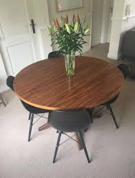 6 Seater Round Dining Room Table 0