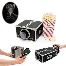 DIY home entertainment cinema projectors Mobile SmartPhone