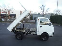 100 Hijet Truck For Sale Used 1985 Daihatsu Dump 4x4 For Sale In Portland Oregon By