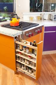 Pull Out Units In Kitchen