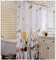 sanitär bad vorhang badezimmer dusche wasserdicht