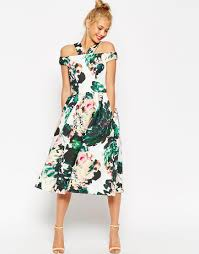 10 perfectly pretty floral dresses zoe with love