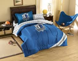 Bed Comforter Set by Amazon Com Nba Dallas Mavericks Twin Bedding Set Sports Fan