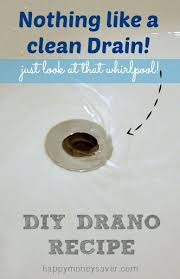 the best diy homemade drano recipe
