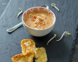 curry mit kokosmilch und halloumi aus dem thermomix will