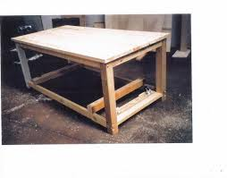 Luxury Woodworking Bench Mobile Tool Plans PDF Free Download