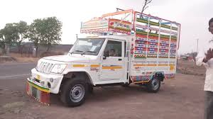 Mahindra Bolero Max Truck Plus Pick Up Body - YouTube
