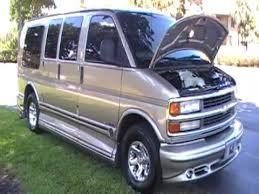 2002 CHEVY EXPRESS CONVERSION VAN V8 By EXPLORER LIMITED