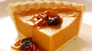 Bobby Flay Pumpkin Pie With Cinnamon Crunch by Thanksgiving Recipes Today Com