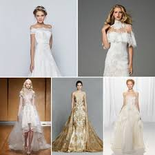 Top 11 Bridal Trends For 2017