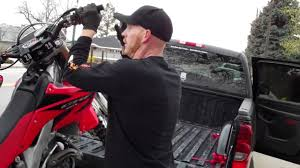 100 Truck Bed Motorcycle Lift How To Load A Without A Ramp