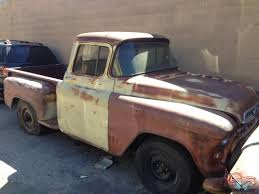 1957 Chevrolet 3100 Pickup V8 Project 51959 Chevy Truck 1957 Chevrolet Stepside Pickup Short Bed Hot Rod 1955 1956 3100 Fleetside Big Block Cool Truck 180 Best Ideas For Building My 55 Pickup Images On Pinterest Cameo 12 Ton Panel Van Restored And Rare Sale Youtube Duramax Diesel Power Magazine Network Ute V8 Patina Faux Custom In Qld