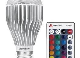 5 best sendida led light color changing 12w led rgb bulb dimma