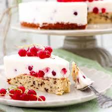 johannisbeer joghurt torte mit rührteig