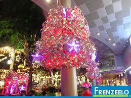 Hayneedle Flocked Christmas Trees by Light Pink Christmas Tree Cheminee Website