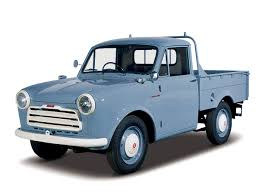 100 Datsun Truck Nissan Heritage Collection