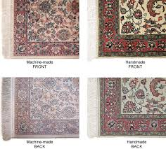 Check Carpet by How To Tell The Different Of Hand Made Vs Machine Made Rugs