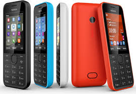 Nokia unveils 207 208 and 208 Dual SIM bud 3G cell phones