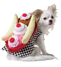 Libbys 100 Pure Pumpkin For Dogs by Banana Split Dog Costume Dog Costumes Halloween Pinterest