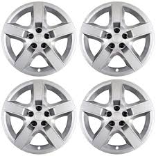 100 2011 Malibu Parts Brand New Set Of 4 17 Silver Hubcaps For 08 09 10 11 12