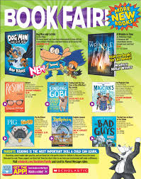 2018 Scholastic Book Fair At Elementary Campus | Northland ...