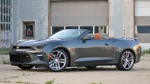 100 Convertible Chevy Truck 2016 Camaro SS Review