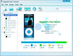 iPod Transfer Backup iPhone iPod iPad Songs Movies to PC