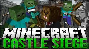 siege minecraft minecraft castle siege apocalypse