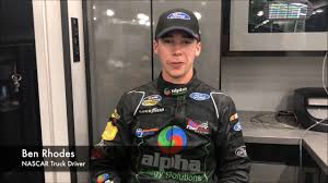 Inside Track TV - NASCAR Truck Series Heads To CTMP - August 2018 ... Fotfour Driver Hoping To Leave Big Imprint On Racing The Star Nascar Truck Series Driver Power Rankings After 2018 Buckle Up In Camping World Rhodes For Better Finish Places Limits Cup Drivers Xfinity And Primer Daytona Intertional Video Erik Jones Graduates High School Former Rick Crawford Arrested Toyota Racing Heat 3 Ncwts Roster Kvapils Good Run Ends In Big One At Talladega Bad Boy Mowers Inside Look Next Features