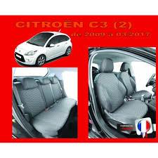 siege citroen c3 housse de siège auto sur mesure privilège pour voiture citroen c3