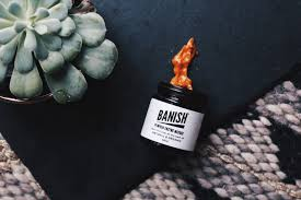 Pumpkin Enzyme Mask Banish by Mask Monday Banish Pumpkin Enzyme Mask Alex U0026 Mike