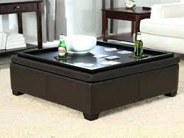 round ottoman coffee table – rankhero
