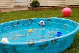 Hard Plastic Kiddie Pool 48