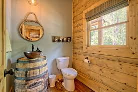 barrel bathroom vanity unique and antique bathroom furniture