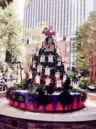 Marunouchi Brick Square Alice In Wonderland Christmas Tree During Our Visit