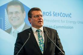 100 Sefcovic Slovakias Vies For Top EU Job