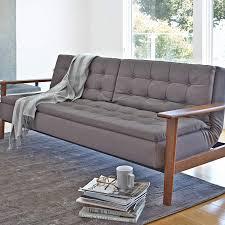 club sofa by cb2 davis sofa district dove 2piece sectional