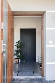 Home Interior Doors Anthracite Doors In A Modern House Reno Doors