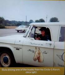 Elvis Driving Circle G Ranch Truck. 1967. Notice He Has A Picture ... Truck Trailer Transport Express Freight Logistic Diesel Mack 3 Things To Handle Before Going Truck Driving School The Driver Shortage Means Opportunity For New Cdl Drivers Pass Your Test With These Tips And Rources Class A Automatic Transmission Semitruck Traing Now Available How To Get A Job Tld Logistics Offers Trucking Services Jobs Averitt Careers Become Everything You Need Know Bill Creasing Penalties Texting While Driving School Bus