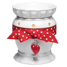 Pumpkin Scentsy Warmer 2012 by Valentine Scentsy Warmer January 2012 Scentsy Warmer Of The Month