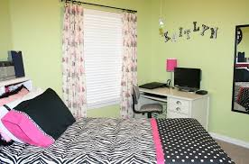 Bedroom Design Simple Teen Room Decor Ideas With Cute Black