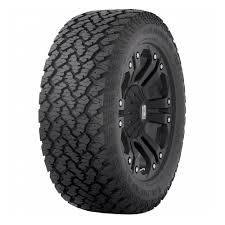 100 17 Truck Tires Grabber AT2 By General Light Tire Size 3312518LT