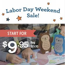 KiwiCo First Box Only $9.95 - Labor Day Weekend Sale Starts ... Deal Free Onemonth Kiwico Subscription Handson Science 2019 Koala Kiwi Doodle And Tinker Crate Reviews Odds Pens Coupon Code 50 Off First Month Last Day Gentlemans Box Review October 2018 Girl Teaching About Color Light To Kids With A Year Of Boxes Giveaway May 2016 Holiday Fairy Wings My Honest Co Of Monthly Exploring Ultra Violet Wild West February