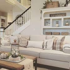 50 Cozy Farmhouse Living Room Design And Decor Ideas