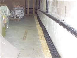 installing an inside drain united exterminating company