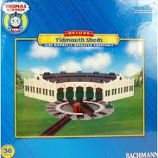 bachmann ho scale train thomas friends tidmouth sheds with